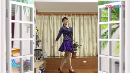 原创广场舞「情深几许」动感时尚弹跳24步