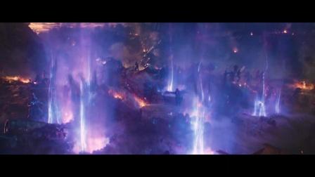 漫威4K蓝光60帧画质 带你感受《复联4》大战现场的感觉!