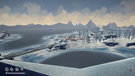 荒凉水湾有猛兽?!