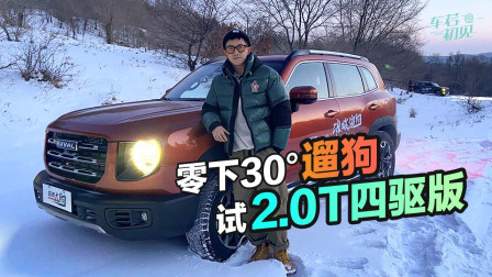 车若初见:试完2.0T四驱版的哈弗大狗 有几个要点要跟大家讲