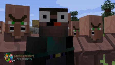 我的世界动画-谁是真的Herobrine-Minecraft Stories