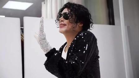 迈克尔杰克逊每一个经典动作都要研究演绎!