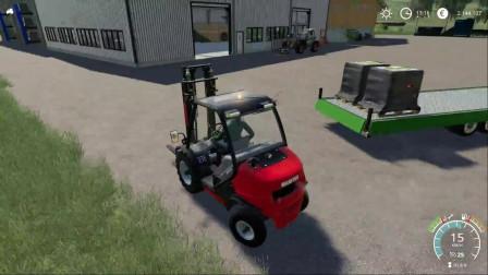 模拟农场19 - 费尔斯布伦 - 林业和农业 第二集