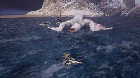 【游民星空】《怪物猎人:崛起》奇怪龙演示2