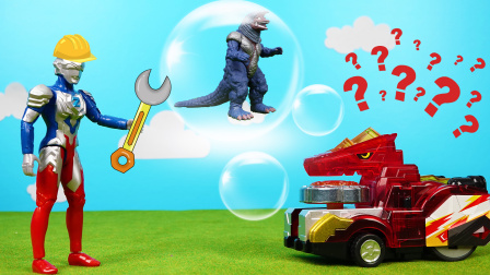 泽塔成为粗心修理工,把陀螺战车改成了泡泡机?
