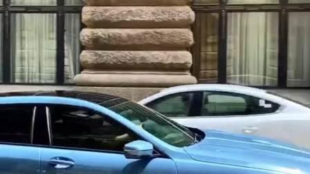 宝马全新8系,宝马最高级别的轿跑,这要啥帕拉梅拉!