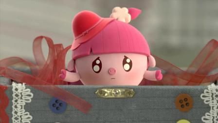 瑞奇宝宝:妞妞戴着帽子,却感觉不出来,结果让人哭笑不得!