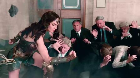神奇女侠,暴力美学,每一帧都是那么完美
