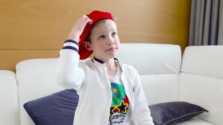 美国儿童时尚,小帅哥准备做什么呢,感觉真有趣啊