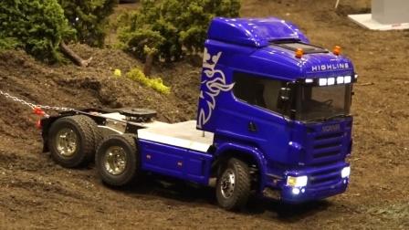 RC遥控卡车挖掘机拖拉机推土机