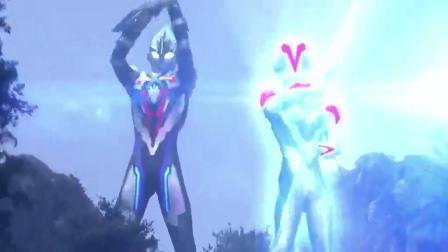 欧布奥特曼:艾克斯变身超强型,对付外星人能成功吗