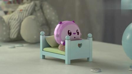 瑞奇宝宝:文文异常疲倦,却还要帮助诺诺,这就是友情吧!