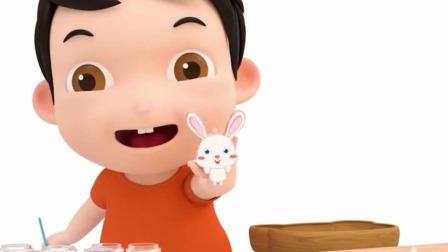 认识可爱的小动物幼儿启蒙育儿早教