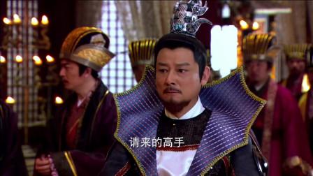闻太师将赵公明请来助阵,费仲尤浑当众嘲讽,闻太师瞬间暴怒!