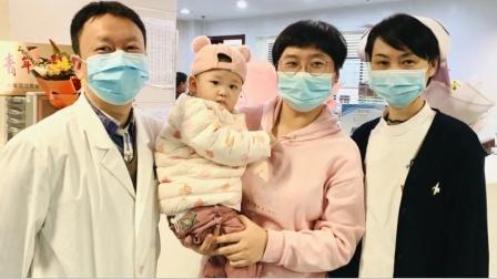 警惕!不再是大人病 17个月婴儿患上泌尿系统结石#酷知#