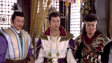赵公明暴打杨戬,没想到哮天犬却第一个领悟:原来他在吃醋!