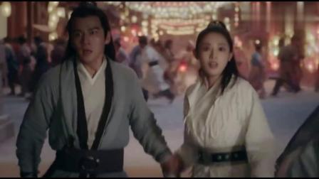 东宫:李承鄞一把甩开赵瑟瑟,只为找小枫,太解气了!