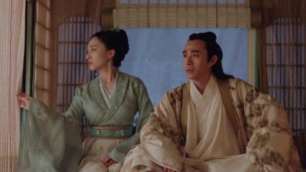 上阳赋:世子回到家发现丞相府被包围,妹妹王儇遇险