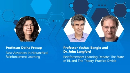 Microsoft Research Reinforcement Learning Day 2021