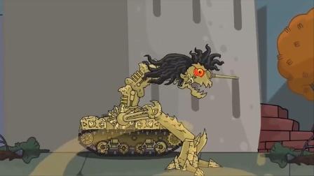 自制坦克世界:坦克变形记