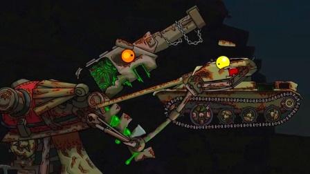 坦克世界:看你往哪逃