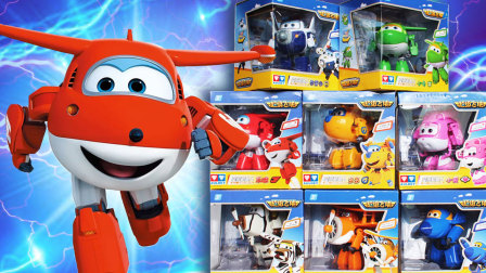 超级飞侠玩具开箱,跟乐迪一起勇闯天下吧!