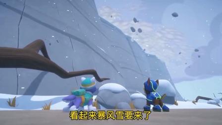 汪汪队:汪汪队立大功之超级变身,暴风雪即将来临!