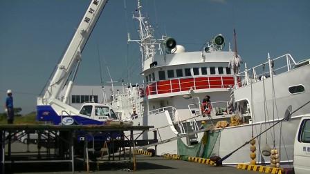 比新鲜更新鲜?远洋超低温渔船捕捞金枪鱼