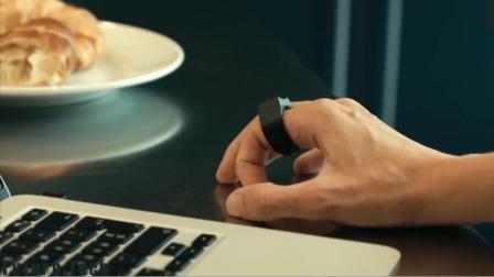 戒指形状的鼠标神器