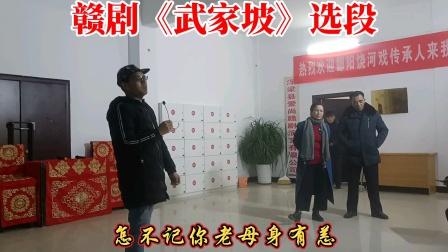 赣剧武家坡选段袁建忠演唱