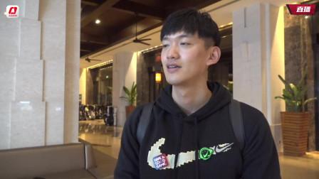 专访颜骏凌:眼睛已经完全康复,披上国家队队服就会竭尽全力!