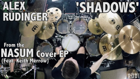 Alex Rudinger - Nasum - Shadows