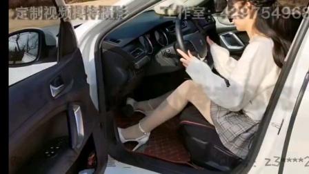 中国定制美女高跟丝袜猛轰油门