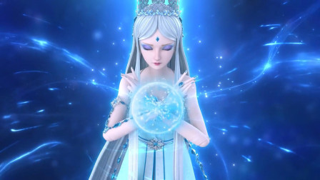 精灵梦叶罗丽第8季:冰公主要封印自己,孔雀还是使用了镜之力