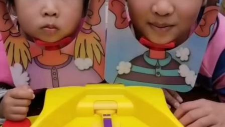 童年趣事:姐姐输给我了