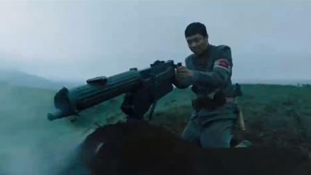 这是韩国的抗日神片!不输国产的手撕鬼子,《雷霆战将》松了口气