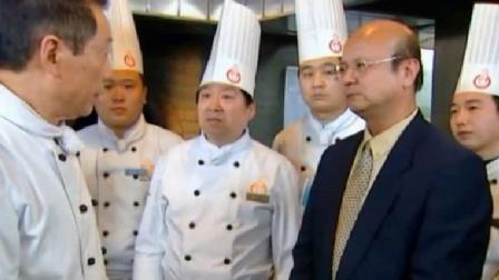 荣归:香港主厨卖北京烤鸭路过的北京大爷一看怒了:别砸我招牌