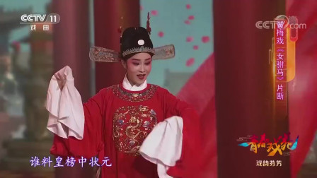 黄梅戏《女驸马》选段,戏曲精彩演绎,带您看不停!