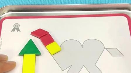儿童益智磁力拼图