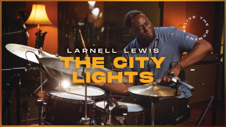 Larnell Lewis - The City Lights
