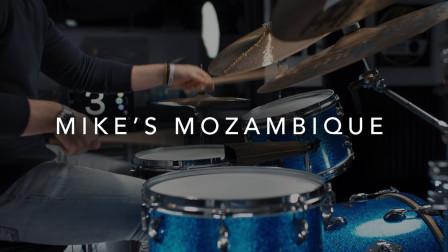 Mikes Mozambique - Drum Lesson