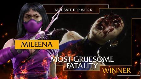 Mortal Kombat 11数据总结