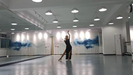 舞蹈   (爱不可及)   学跳唐帅老师创编的舞蹈