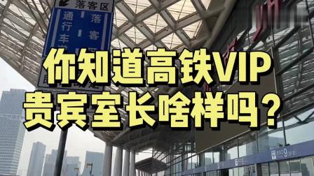 你知道广州南站的VIP贵宾室长啥样吗?带你体验1分钟直达高铁站台。