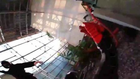 失去超能力的蜘蛛侠能赢跑酷大神吗?