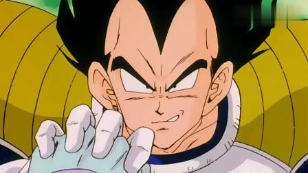 七龙珠:达尔实力这么强了,萨博毫不留情的攻击