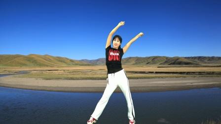 简单几组动作,运动全身,减去大腿,手臂赘肉,动起来