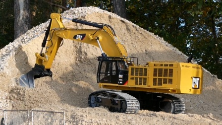 RC遥控CAT 390D挖掘机
