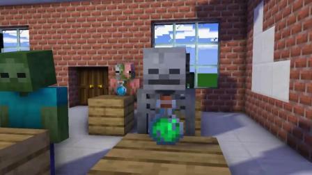 趣玩游戏:僵尸猪人被撞飞