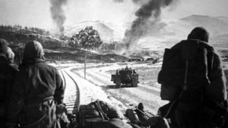 朝鲜战场上,丧心病狂的美军投下了汽油弹,被其击中的人惨不忍睹